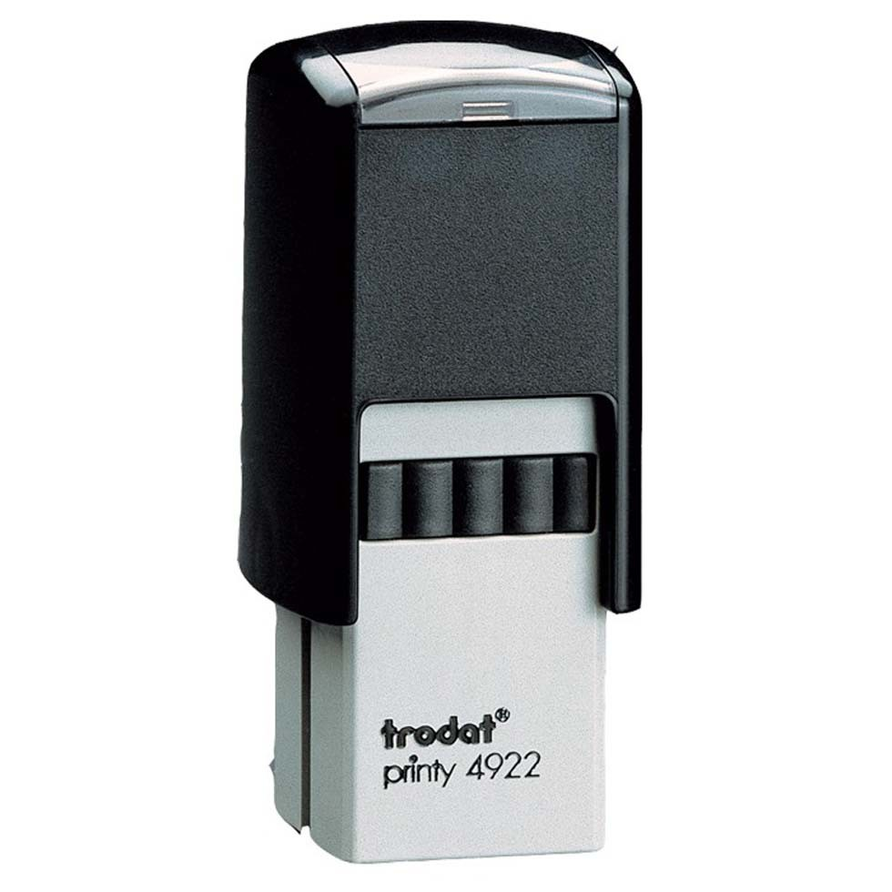 "Trodat 4922 Self-Inking Stamp (.75"" x 75"")"